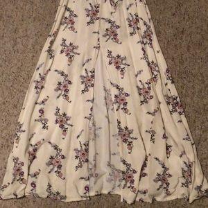 Rip Curl Dresses - Rip curl malia floral print maxi dress 18f5710fc